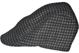 Icable Checkered Head Cap