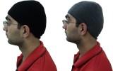 Gajraj Solid Helmet Cap (Pack of 2)