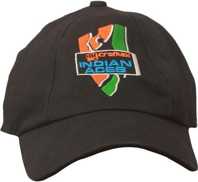 Indian Aces Solid Premium Cap