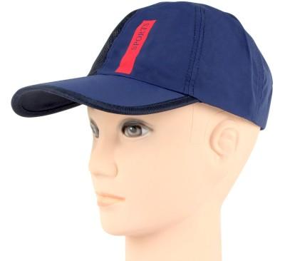 Bonjour Polyester Self Design Sports Cap