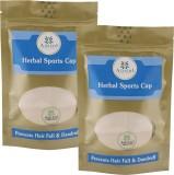 Adishi Solid Sports Cap (Pack of 2)