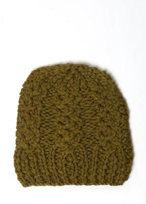 TheGudLook Solid Skull Cap Cap