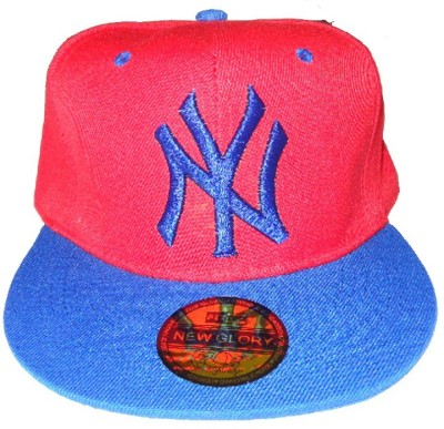 RR Accessories Red And Blue NY Cap