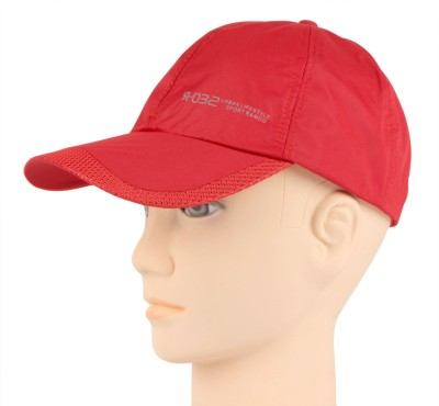 Bonjour Polyester Solid Sports Cap