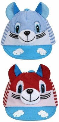 Littly Animal Print Designer Baby Cap