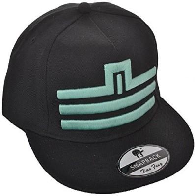 florence9 cap black green Cap