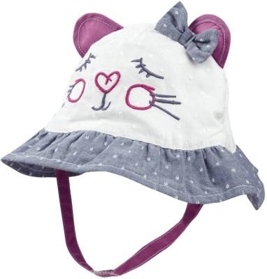 Babyoye Embroidered Skull Cap