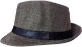 Regi Fedora Hat Self Design Hat Cap