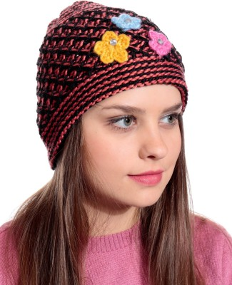 b7e42e63e0c 513 Self Design skull Cap Best Price in India