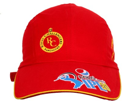 Merchant Eshop IPL Royal Challengers Bangalore Printed Sports Cap