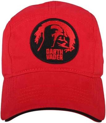 Planet Superheroes Darth Vader Graphic Print Baseball Cap Cap