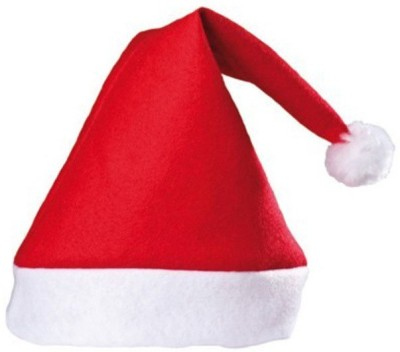 Aadishwar Creations Christmas cap for Adult Cap