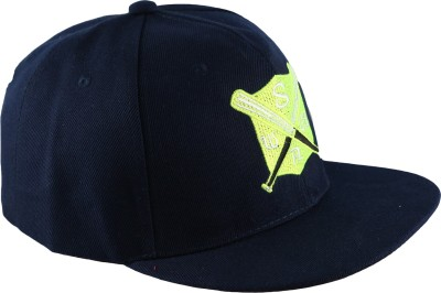 AIR FASHION Solid HIPHOP CAP Cap