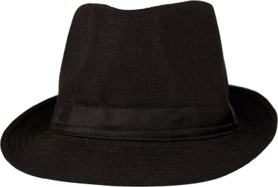 Florence9 Solid Fedora Cap