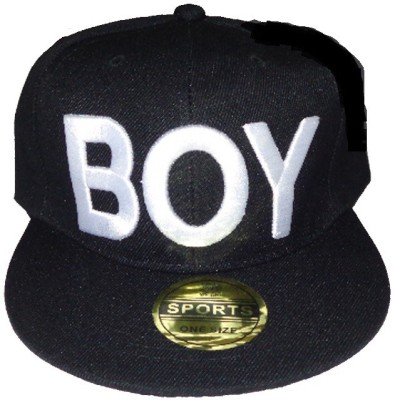 RR Accessories Black Boy Cap