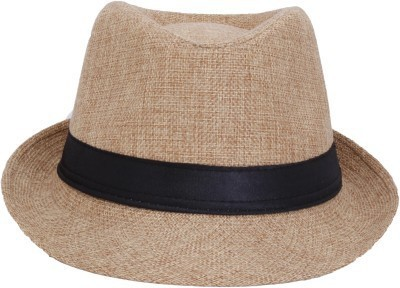 The Beach Company Solid FEDORA Cap