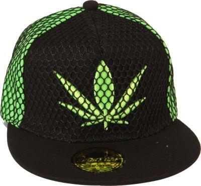 ILU Embroidered Ganga, Leaf, Snapback, baseball, Hip Hop, Trucker, Hat Cap