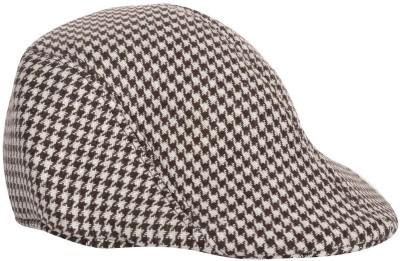 Masti Station Checkered Golf Woollen Cap