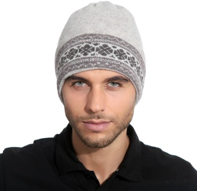 TAB91 Self Design Skull Cap