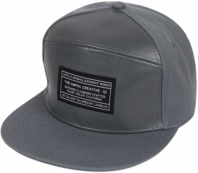 ILU caps grey leather , Baseball, caps, Hip Hop Caps, men, women, girls, boys, Snapback, Trucker, Hats cotton caps Cap Cap