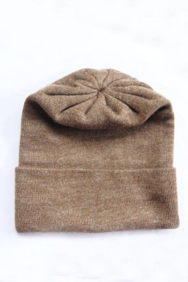 The Modern Knitting Shop Solid Skull Cap