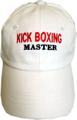 Kickmac Embroidered Solid Cap