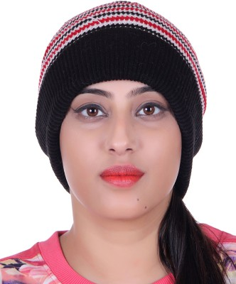 Denovo Striped Skull Cap