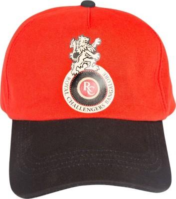 Royal Challengers Bangalore Skull, Cricket, Sports Cap
