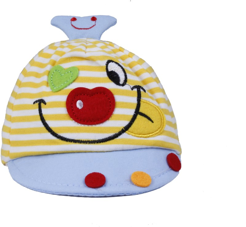 InnovationTheStore Kids Cap(Yellow)