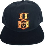 Kartrelic Rebel 8 Black Orange Snapback ...