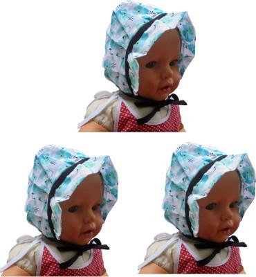 SRIM Floral Print Infant Cap