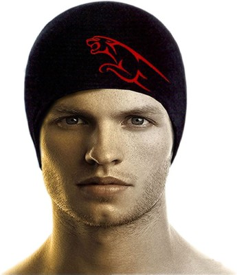 Bikers Gear Skull Printed Skull Cap