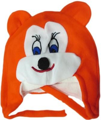DCS Orange Mickey Woolen Cap