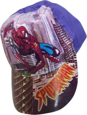 DCS Spiderman Printed Kids Cap