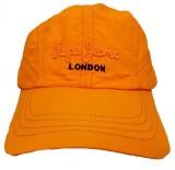 Babji Self Design Cool Orange Baseball C...
