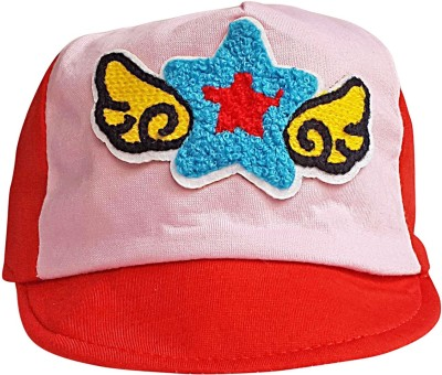 Littly Applique Designer Baby Cap