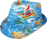 FabSeasons Printed Fedora Hat, Beach Hat...