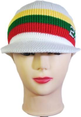 Mantra Printed Woollen Cap