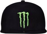 Babji Monster Black Hiphop Cap