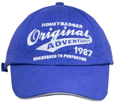 Honeybadger Embroidered COTTON BASEBALL CAP Cap
