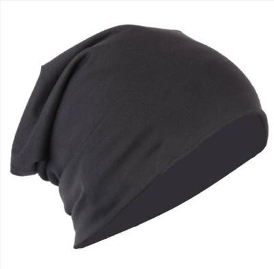 FAS Solid Beanie caps & skull Cap