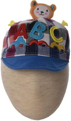 Baby Bucket ABC Summer Infant Teddy bear Patch Baby Cap Cap
