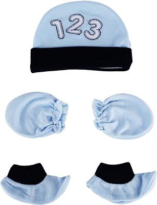 Tinny Tots Solid Baby Cap Cap