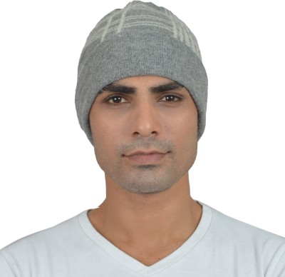 Icewarm Self Design Skull Cap