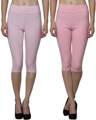 Both11 Women's Pink, Pink Capri