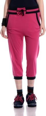 Glasgow Women,s Pink Capri