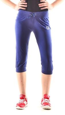 Onesport Women's Blue Capri