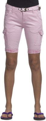 Ixia Women's Pink Capri
