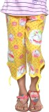 Gee & Bee Capri For Girls Printed Cotton...
