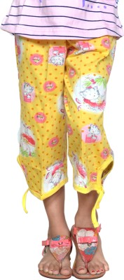 Gee & Bee Girl's Yellow Capri